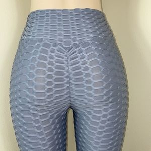 Gray Tik Tok Famous Anti Cellulite Booty Enhancing